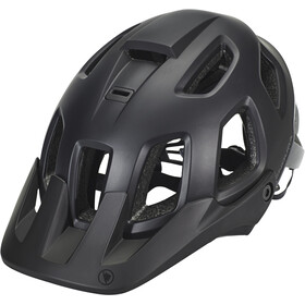 Endura SingleTrack II Casco, black